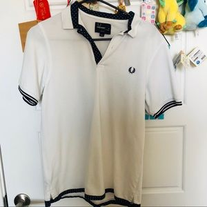 Fred Perry men's slim fit polo shirt